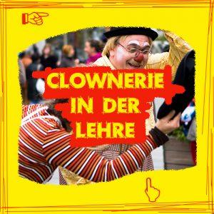 Hier wird zur Clownerie in der Lehre weitergeleitet.